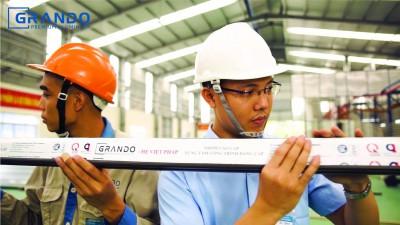 Ứng dụng nhôm trong ngành xây dựng