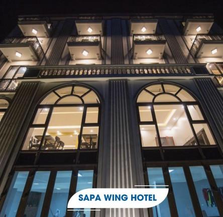 Sapa Wing hotel