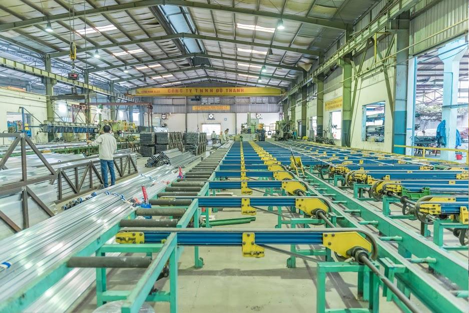 Nhà máy Nhôm Đô Thành