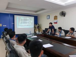 Nhôm Đô Thành đào tạo kiểm tra chất lượng nhôm thanh định hình