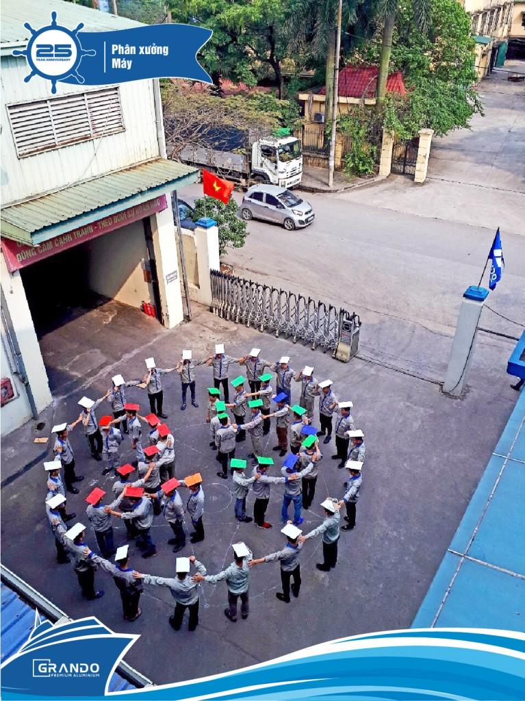 Phân xưởng máy - Khoảnh khắc Đô Thành