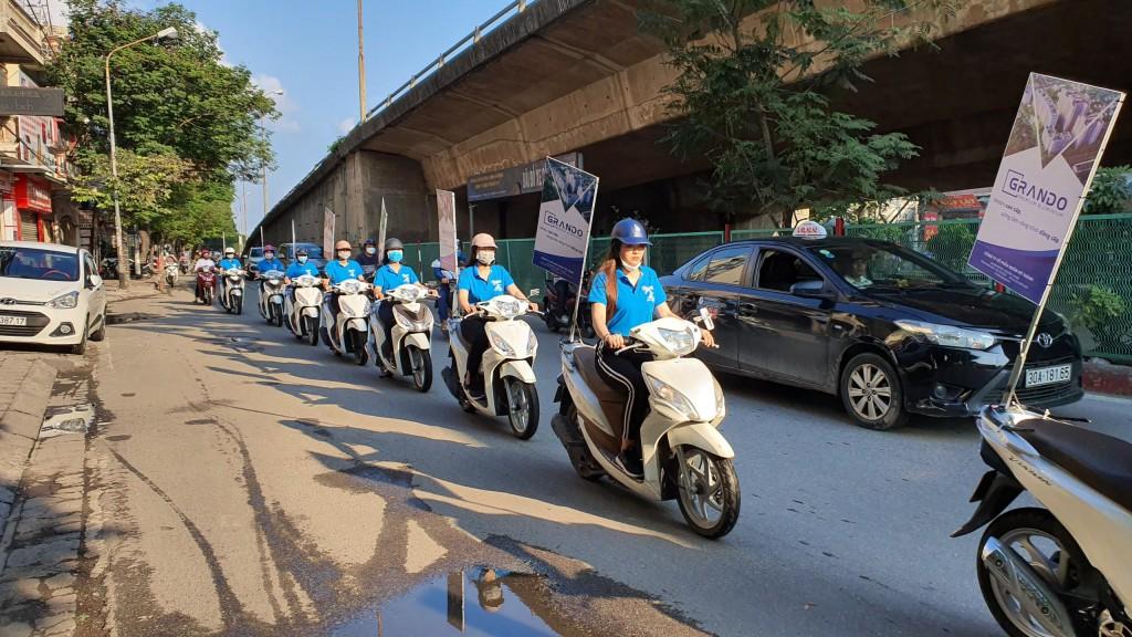 Nhôm Đô Thành chúc mừng kỉ niệm 10 năm thành lập CT TNHH Cửa Việt
