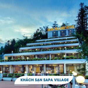 Khách Sạn SaPa Village
