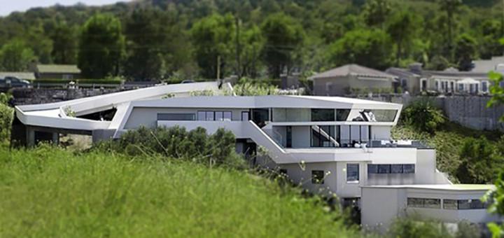 Ngôi nhà tương lai ở Los Angeles