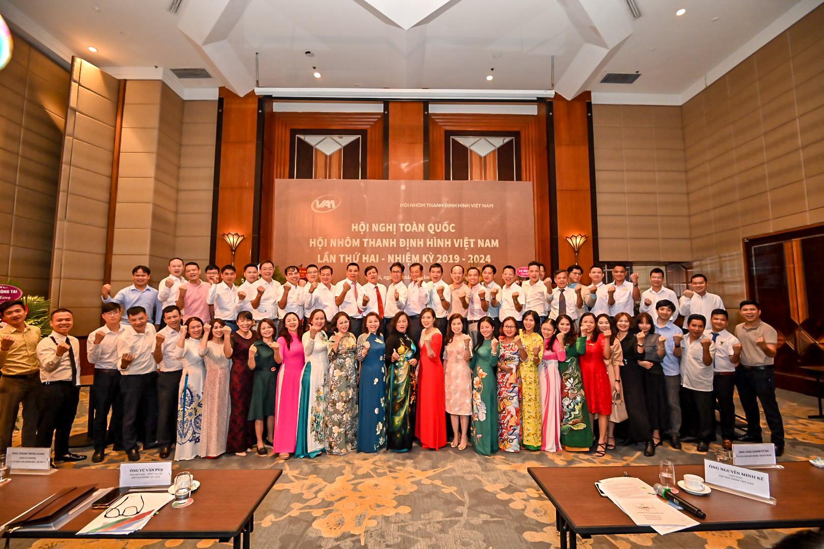 Hội nhôm thanh định hình Việt Nam hiện với 40 doanh nghiệp thành viên.