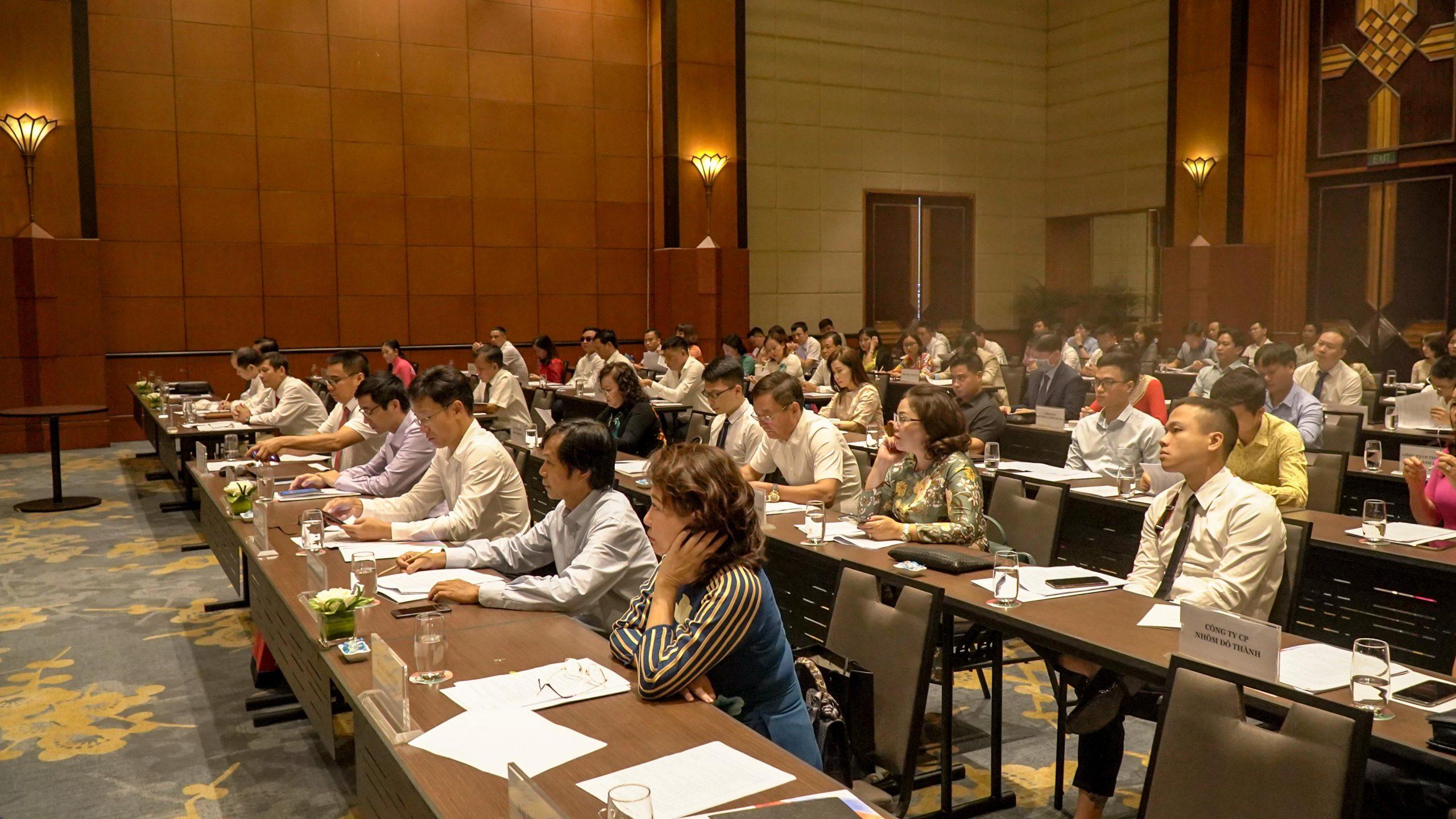 Hiệp hội nhằm xây dựng và phát triển ngành công nghiệp Nhôm Việt Nam uy tín, chất lượng, vững mạnh.